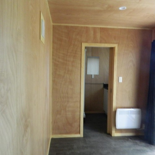 Wanaka workers accommodation - interior - 20 FT container