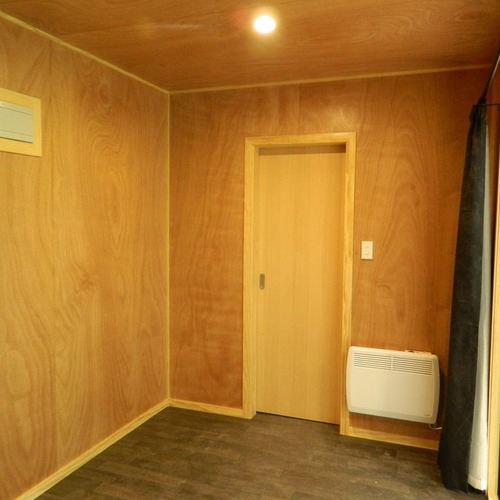 Interior - shipping containers make great versatile inexpensive workers accommodation