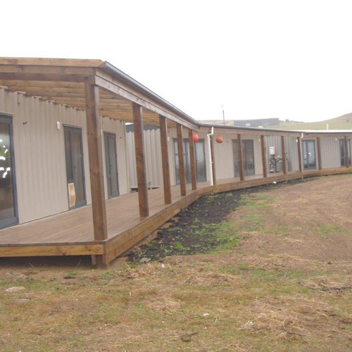 Chatham Islands Workers Accommodation