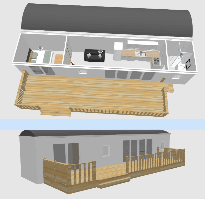 Taylor made designs - Container homes nz for sale ...